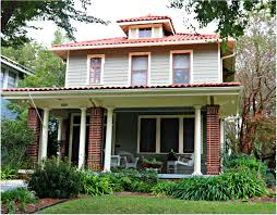 new orleans homes and neighborhoods crftsman style homes abound