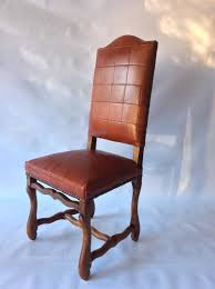 Patchwork Armchair For Sale Set Of Six Antiques Os Du Mouton Chairs In Oxblood Red Leather