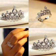crown rings jewelry images Cute pandora rings best 25 princess crown rings ideas jpg