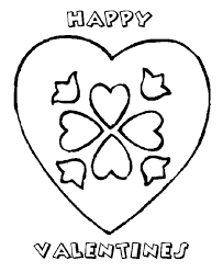 free printable heart coloring pages kids clip art library