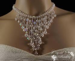 wedding backdrop necklace celestial beaded wedding backdrop necklace celestial