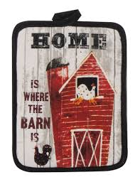 home is where the barn is