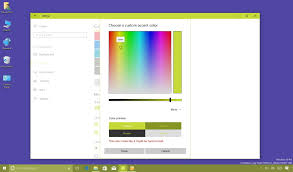 how to choose a custom accent color on windows 10 u2022 pureinfotech