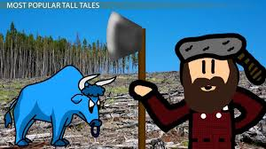 what is a tall tale definition characteristics u0026 examples