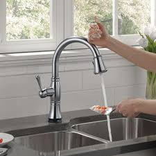 touch free faucets kitchen how does a touch faucet work free guide for you via zero