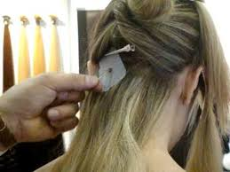 so cap hair extensions how to apply keratin hair extensions by socap