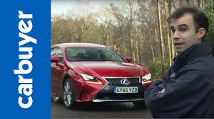 2016 lexus rc 200t coupe review lexus rc coupe 2016 review carbuyer youtube