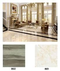 porcelain white travertine floor look 24x24 ceramic tile