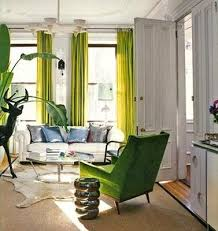 Green Living Room Curtains by 77 Best Color Pop Images On Pinterest Home Home Decor And