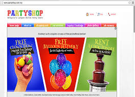 Balloon Decoration Johor Bahru 15 Party Companies For All Your Party Needs U2013 Jewelpie