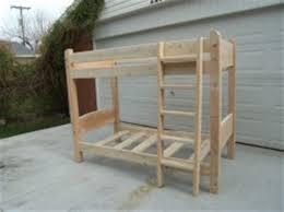 2x4 Bunk Beds Loft Bunk Bed Plans 2x4 Intersafe