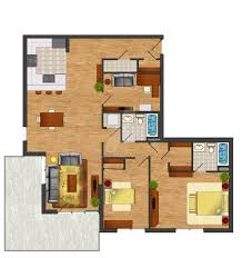 Beverly Hillbillies Mansion Floor Plan by Rendered House Plans House Design Plans