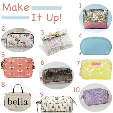 cute makeup bags mugeek vidalondon