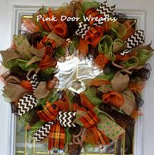 thanksgiving deco mesh wreaths page two thanksgiving wikii