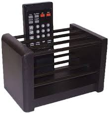 Remote Control Organizer Over The Arm Rest Caddy Clicker Caddy