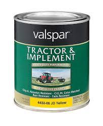amazon com valspar 4432 10 john deere green tractor and implement