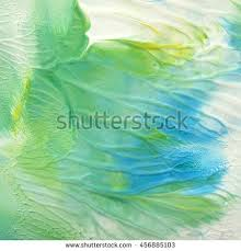 expressive brushstrokes hand drawn oil painting stock illustration