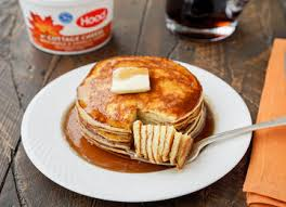 Protein Pancakes With Cottage Cheese by Hood Protein Pancakes