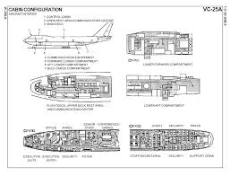 air force 1 layout any pics of inside air force 1 airliners net