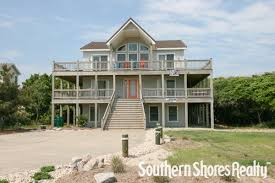 Homes With Elevators by Outer Banks Rentals With Elevators Southern Shores Realty