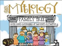 greek mythology family tree project olympian gods and goddesses