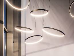 led pendant lamp superloop hc superloop collection by delta light