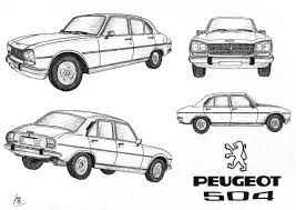peugeot 504 peugeot 504 by gjones1 on deviantart