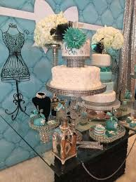 Tiffany Color Party Decorations 631 Best Tiffany U0026 Co Party Images On Pinterest Marriage