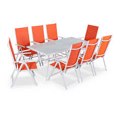 Table De Jardin 10 Personnes by Salon De Jardin Aluminium 10 Places Topiwall