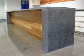 Kitchen Furniture Brisbane Counter With Polished Concrete Top And Sides Kitchen Pinterest