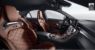 C63 Coupe Interior C63 S With Saddle Brown Mbworld Org Forums