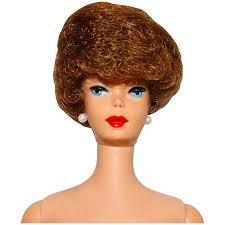 how to cut a bubble cut hair style vhtf vintage 1961 brownette bubblecut barbie doll identical