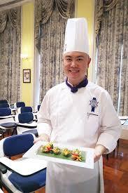 le chef cuisine เชฟศ ภพ ชญ โอภาสว ศ ลย le cordon bleu dusit culinary
