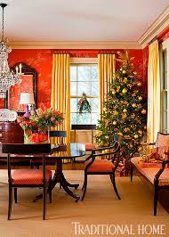 Chinoiserie Dining Room by Chinoiserie Chic The Christmas Chinoiserie Dining Room