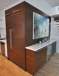 modern oak kitchens kitchen decorating walnut effect kitchen gloss kitchens walnut
