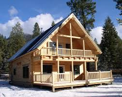 apartments 2 story log cabin small story cottage plans simple