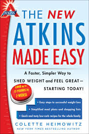the new atkins made easy book by colette heimowitz official
