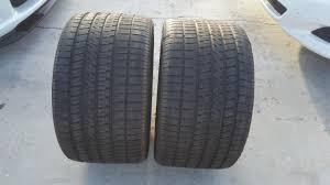 used corvette tires f s used goodyear z06 rear tires corvetteforum chevrolet