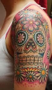 3d hd model day the dead tattoos for men design idea for men and women