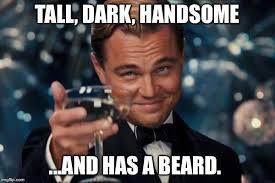 Handsome Meme - leonardo dicaprio cheers meme imgflip
