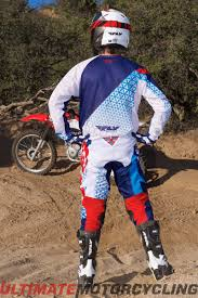fly racing motocross fly racing kinetic trifecta mesh riding gear review