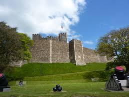 dover castle kent uk dover castle diverting journeys