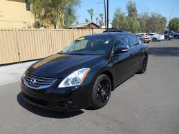 nissan altima for sale in az certified pre owned 2012 nissan altima 2 5 s 4dr car in mesa