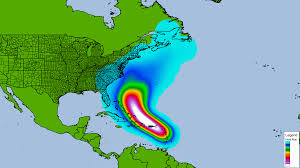 Puerto Rico Map Us by Atlantic Texas Hurricane