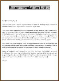 6 student reference letter for scholarship receipts template