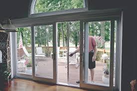 Sliding Panels For Patio Door 4 Panel Sliding Gl Patio Doors Door French Sliding Patio Doors