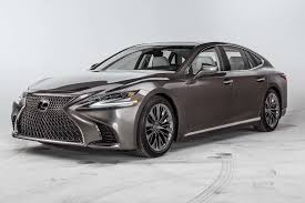 lexus is200 aero wheels tyre size 2018 lexus ls first look building a bolder flagship twin turbo v