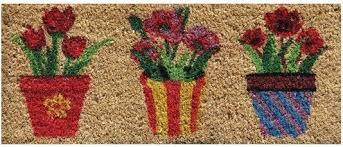 zerbino di cocco zerbini in cocco naturale idee di immagini di casamia