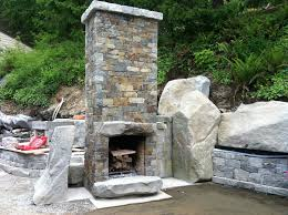 Outdoor Fireplace Caps by Stone By Stone U2026 Borrowed Ground U2014 Hardscaping U0026 Landscaping
