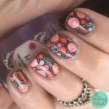 hey darling polish the nail challenge collaborative dots 2